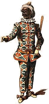 [Image of Harlequin]
