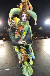 """""""Alla ricerca del Tempo Perduto"""" , maschera vincitrice del concorso la """"Maschera più bella"""" del Carnevale di Venezia 2013"""
