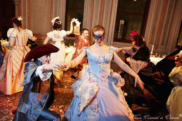Venice Carnival - Carnival Dream - Grand Ball - Feb2014